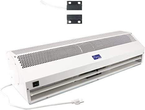 "Awoco 36"" Super Power 2 Speeds 1200 CFM Commercial Indoor Air Curtain"