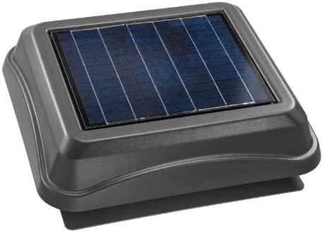 Broan-NuTone 345SOWW Surface Mount Solar-Powered Attic