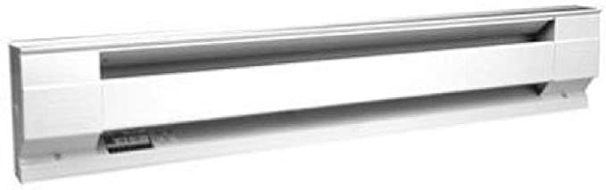 Cadet Manufacturing White 05534 120-Volt Baseboard Hardwire Electric Zone Heater