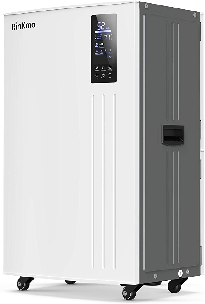 RINKMO 296 PPD Commercial Dehumidifier