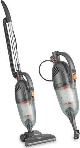 VonHaus 2 in 1 Stick & Handheld Vacuum Cleaner - 600W Corded Upright Vac with Lightweight Design