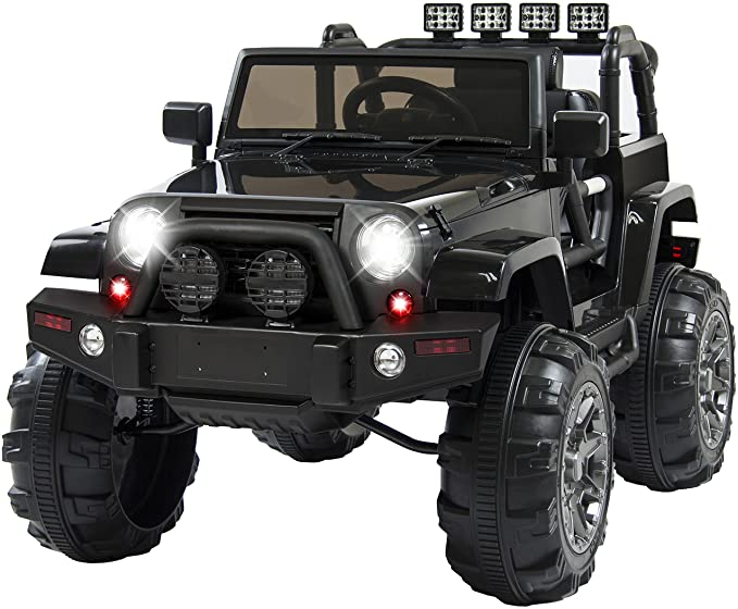 Best Choice Products Kids 12V Ride On Truck
