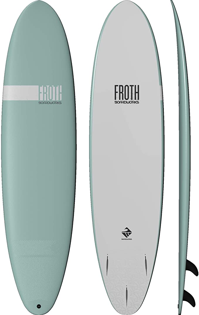 Boardworks Froth Soft Top Surfboard