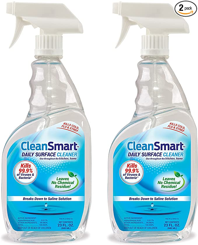 CleanSmart Daily Surface Cleaner and Pet-safe Disinfectant