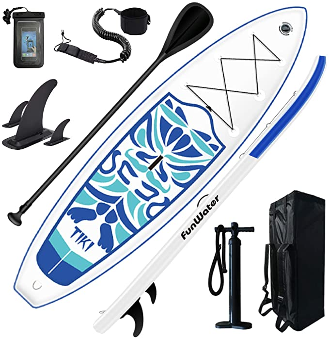 FunWater Inflatable Ultra-Light SUP