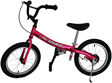 Glide Bikes Kid's Go Glider Balance Bike