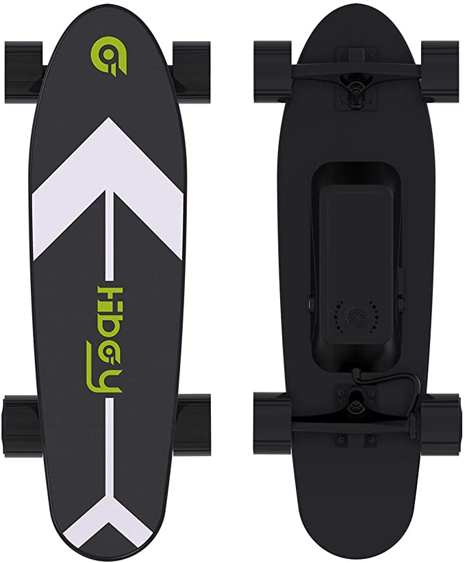 Hiboy S11 Electric Skateboard with Wireless Remote