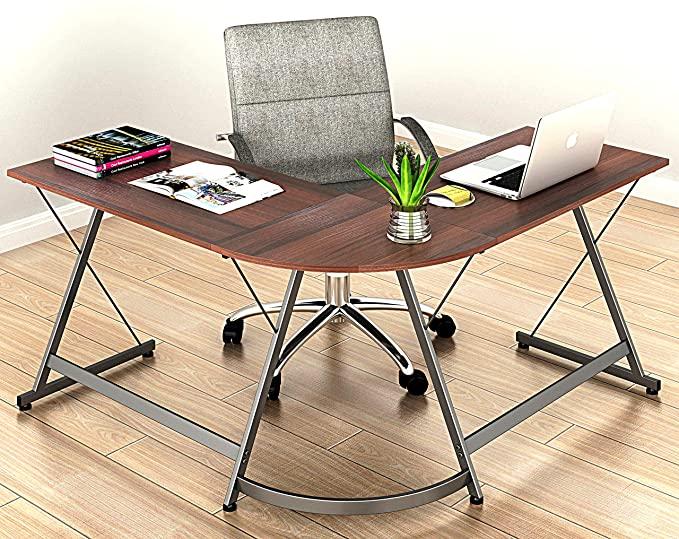 L-Shaped Desk Gaming Desk Corner Computer Table
