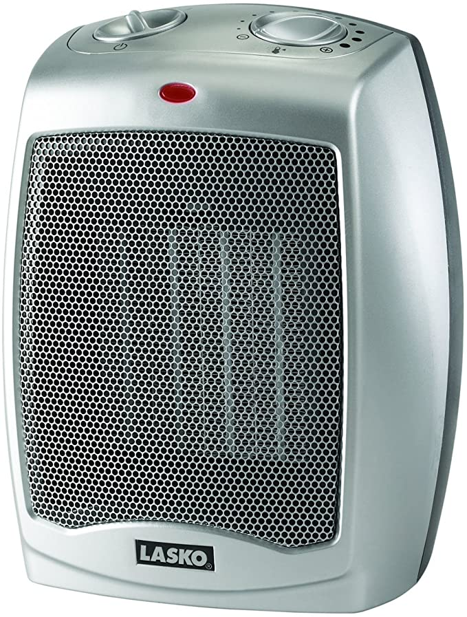 Lasko Ceramic Adjustable Thermostat Space Heaters
