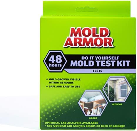 Mold Armor FG500 Do It Yourself Mold Test Kit FG500