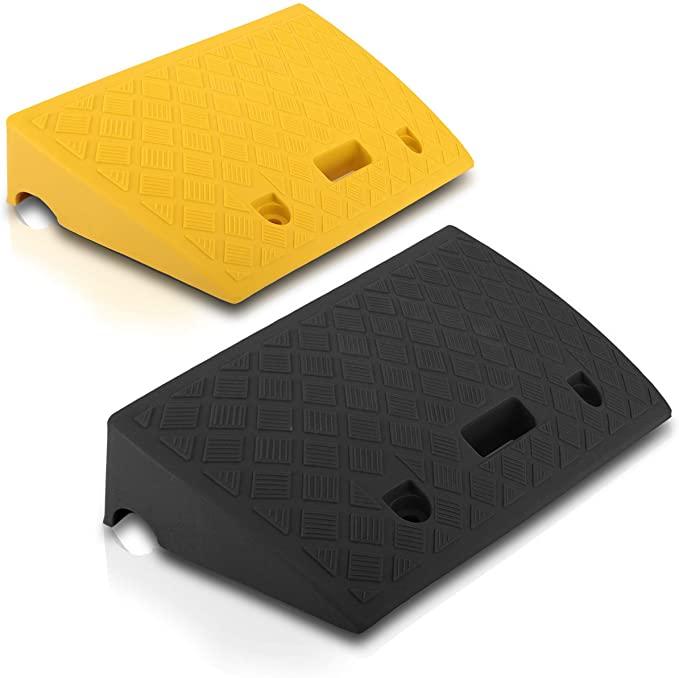 Portable Lightweight Plastic Curb Ramps