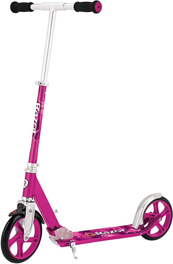 Razor A5 Lux Kick Scooter - Large 8