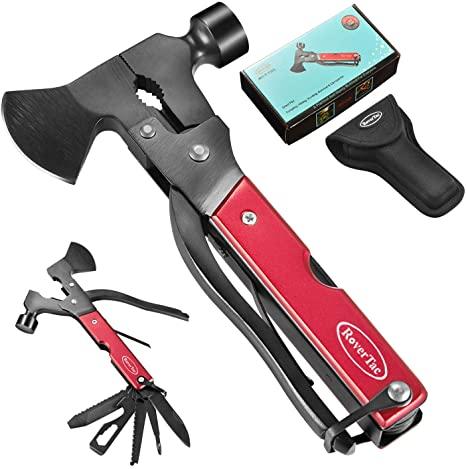 RoverTac Multitool Camping Accessories Survival Gear Ourdoor Multi Tool