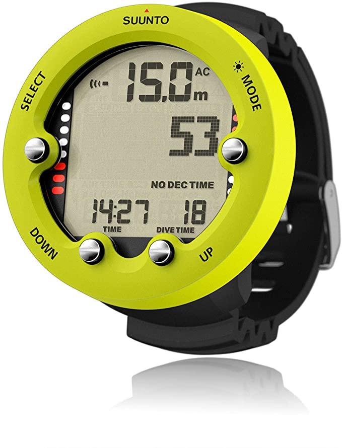 SUUNTO Zoop Novo Wrist Scuba Diving Computer