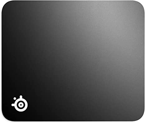 SteelSeries QcK Gaming Surface - Medium Cloth - Best Selling Mouse Pad of All Time - Optimized for Gaming Sensors