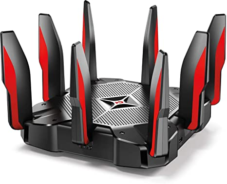 TP-Link AC5400 Tri Band WiFi Gaming Router(Archer C5400X) – MU-MIMO Wireless Router
