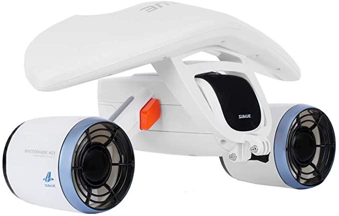 sublue WhiteShark Mix Underwater Scooter Dual Motors