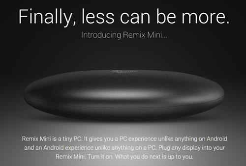 Remix-Mini