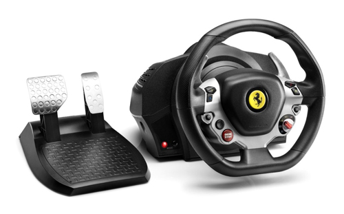 Buy Thrustmaster TX Racing Wheel Ferrari Edition on Amazon
