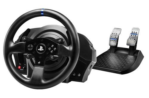 Buy the racing wheel on Amazon