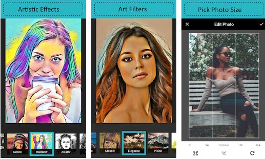 Art Filter Photo Editor & Pic Art Painting Effects