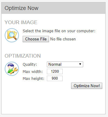 Image Optimizer