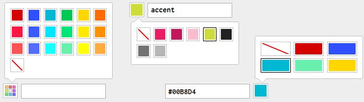 Palette Color Picker