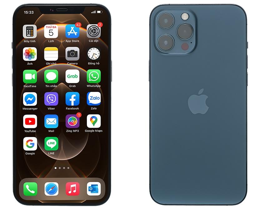 iOS Types of smartphones